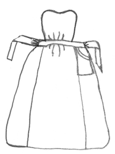 pinner apron pattern
